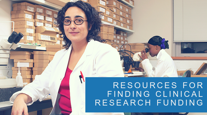 Finding Grants and Funding for Clinical Research