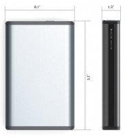 Powerbank Dimensions