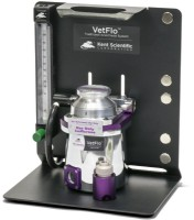 VetFlo™ Vaporizer with Single Channel Anesthesia Stand
