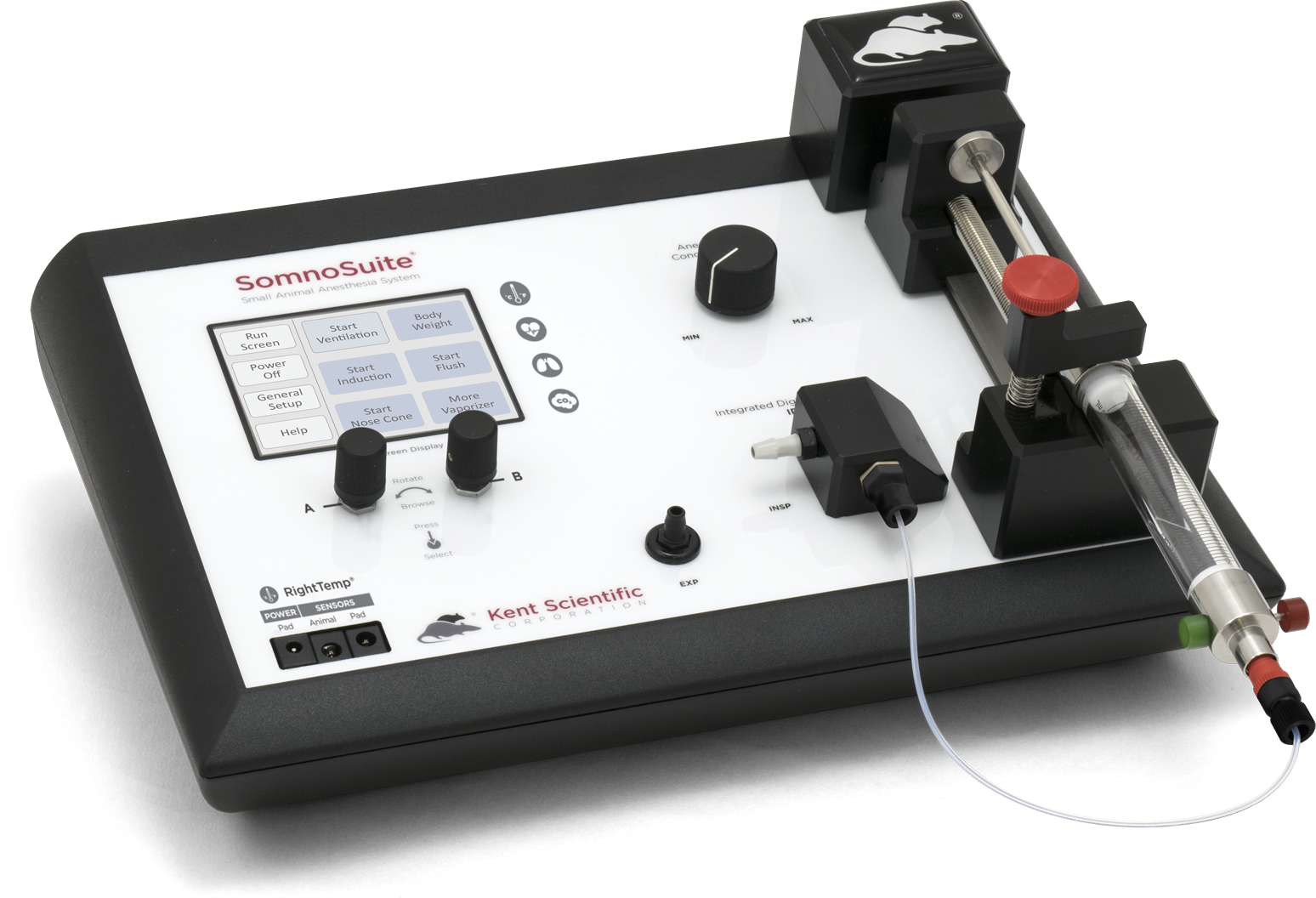 SomnoSuite Low-Flow Anesthesia System for Mice & Rats